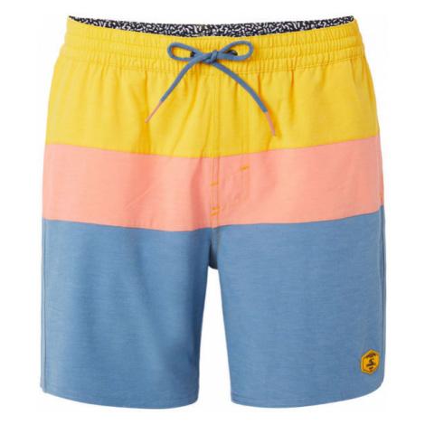 O'Neill PM SUNSET SHORTS blue - Men's swim shorts