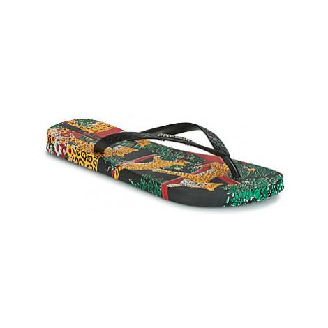 Ipanema SUMMER II women's Flip flops / Sandals (Shoes) in Black