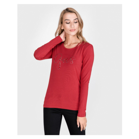 """GAS Girl """"Gas"""" T-shirt Red"""