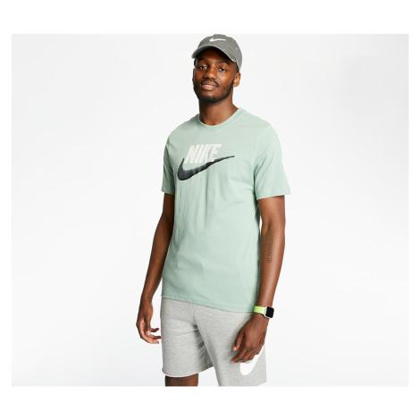 Nike Sportswear Brand Mark Tee Silver Pine/ Platinum Tint/ Black