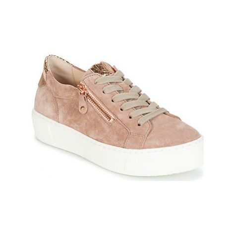Gabor SUPI women's Shoes (Trainers) in Pink