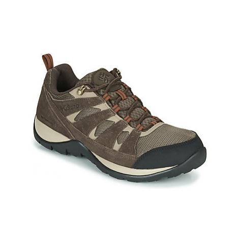 Columbia REDMOND V2 WATERPROOF men's Walking Boots in Brown