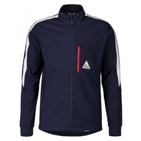 Blue boys' sports winter jackets