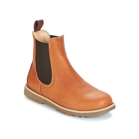 Kavat BODAS women's Mid Boots in Brown
