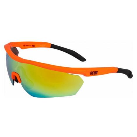 Neon STORM orange - Sports glasses
