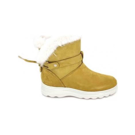 Geox Hosmos D84AUC Women's ABX Boots women's Snow boots in Brown