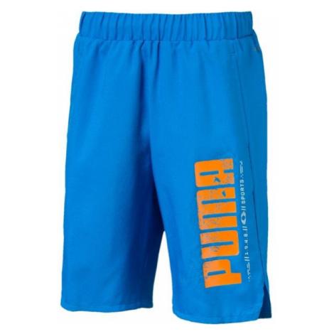 Puma ACTIVE SPORTS WOVEN SHORT B - Kids' sports shorts