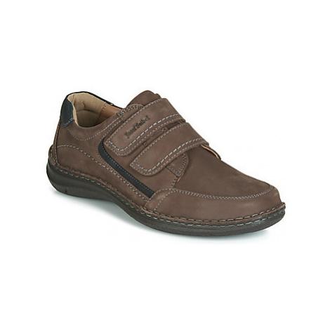 Josef Seibel ANVERS 90 men's Casual Shoes in Brown