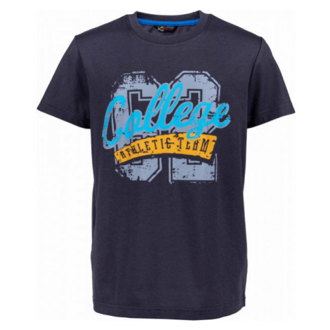 Lewro RIGBY gray - Boys' T-shirt