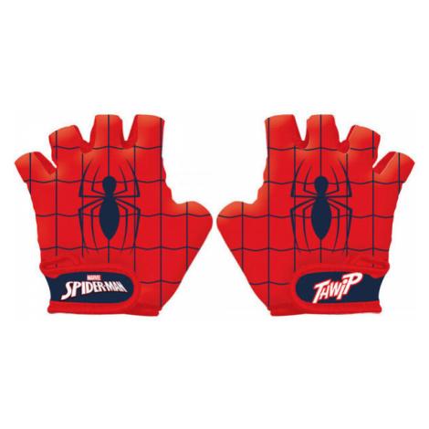 Disney SPIDERMAN - Children's cycling gloves