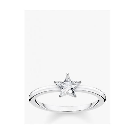 THOMAS SABO Magic Stars Ring, Silver