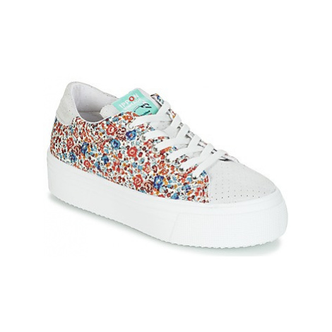 Ippon Vintage TOKYO-FLOW women's Shoes (Trainers) in White
