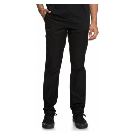 pants DC Worker Slim - KVJ0/Black - men´s