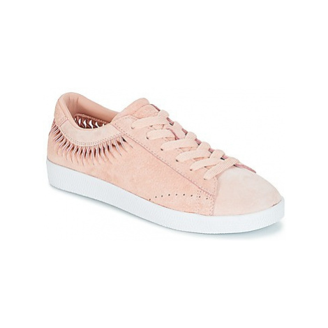 Banana Moon RONKY women's Shoes (Trainers) in Pink