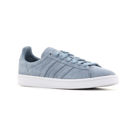 Adidas Adidas Campus Stitch And Turn CQ2471 men's Shoes (Trainers) in Blue