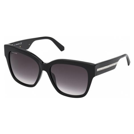 Swarovski Sunglasses, Black