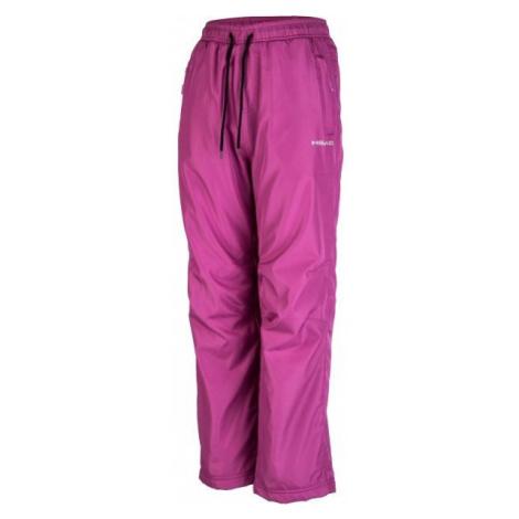 Head ALEC pink - Kids' winter trousers