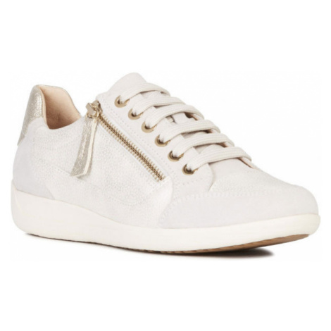 Geox D MYRIA A white - Women's leisure shoes