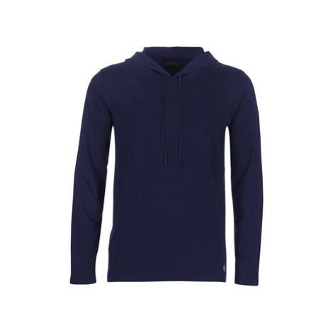 Polo Ralph Lauren L/S HOODIE-HOODIE-SLEEP TOP men's Sweatshirt in Blue