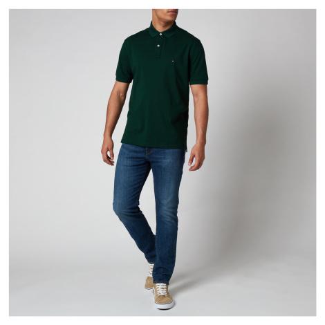 Tommy Hilfiger Men's Regular Polo Shirt - Hunter