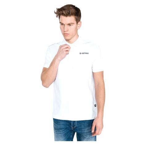 G-Star RAW Shelo Polo shirt White