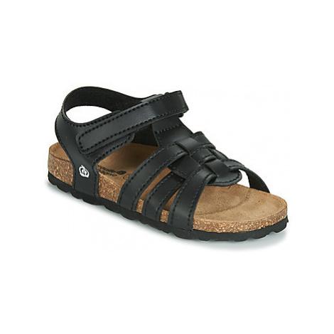 Citrouille et Compagnie JANISOL boys's Children's Sandals in Black