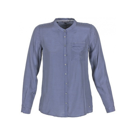 Tommy Hilfiger DAMIANA women's Shirt in Blue