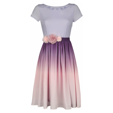 Tangled - At Last, I See The Light - Prom - Dress - lilac-pink