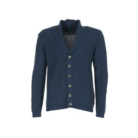 Benetton SOUKKO men's in Blue United Colors of Benetton