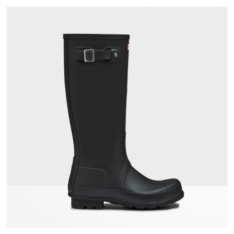 Hunter Men's Original Tall Wellies - Black - UK