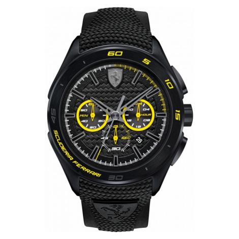 Mens Scuderia Ferrari Gran Premio Chronograph Watch 0830345