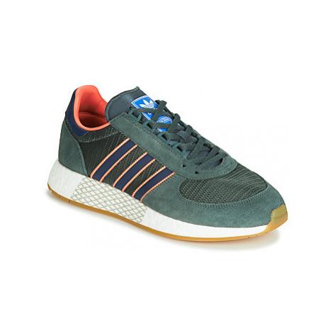Adidas MARATHON TECH women's Shoes (Trainers) in Green