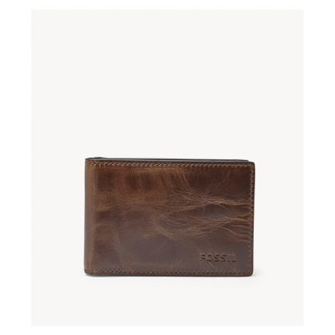 Fossil Men's Derrick Money Clip Bifold