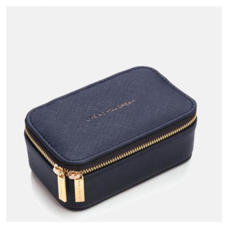 Estella Bartlett Women's Mini Jewellery Box - Navy