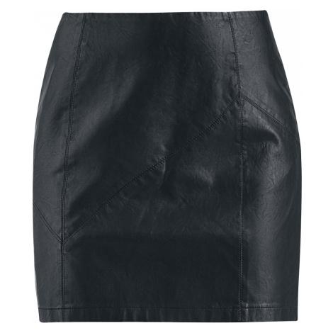 Noisy May - Rebel Short Skirt - Skirt - black