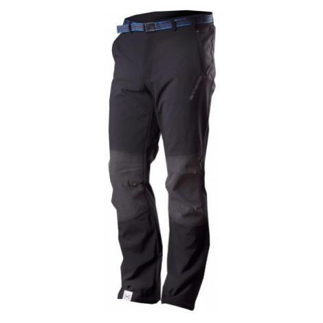 TRIMM JURRY black - Men's softshell trousers