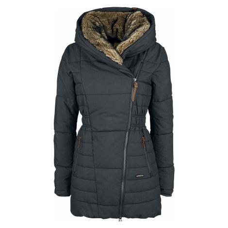 Alife and Kickin - Long Frieda - Girls coat - black