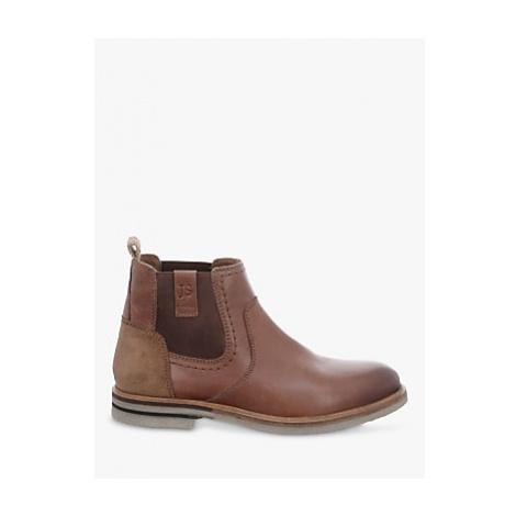 Josef Seibel Stanley 03 Leather Chelsea Boots, Brown