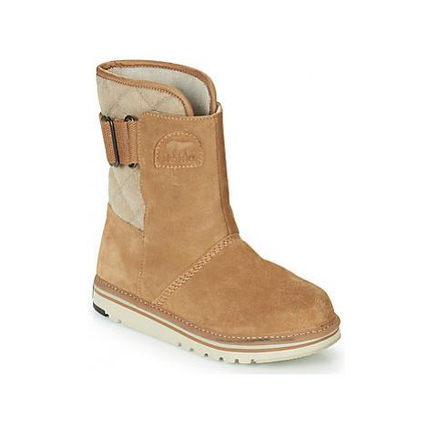 Sorel NEWBIE women's Mid Boots in Brown