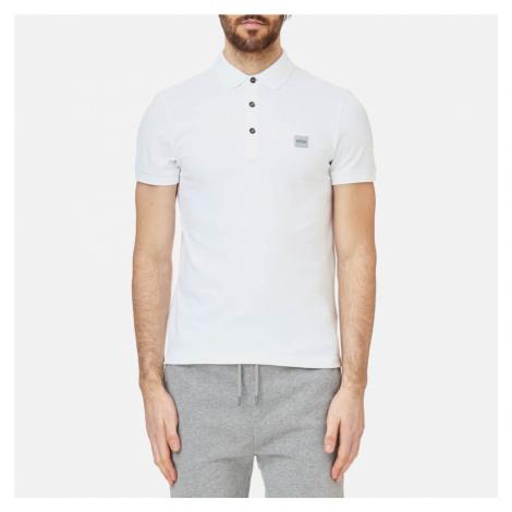 BOSS Men's Passenger Polo Shirt - White Hugo Boss