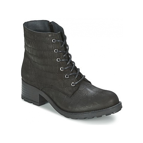 Shoe Biz RAMITKA women's Mid Boots in Black Shoe Biz Copenhagen