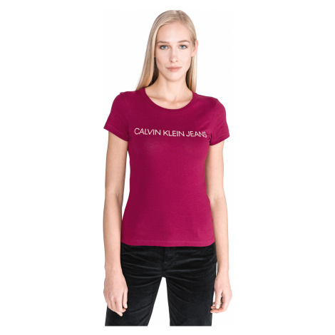 Calvin Klein T-shirt Red