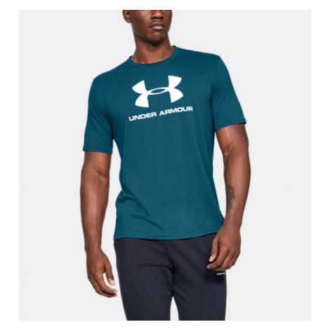 Men's UA Sportstyle Logo Short Sleeve Under Armour