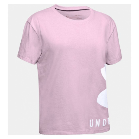 Girls' UA Sportstyle T-Shirt Under Armour