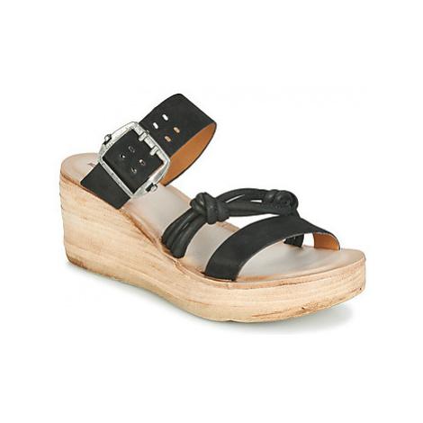 Airstep / A.S.98 NOA MULE women's Mules / Casual Shoes in Black