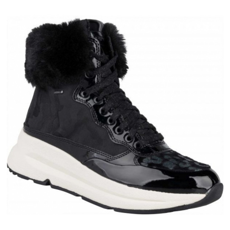 Geox D BACKSIE B ABX A black - Women's snow boots