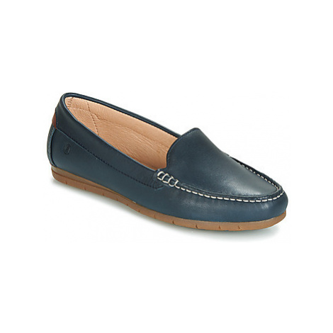 Casual Attitude JALIYALE women's Loafers / Casual Shoes in Blue