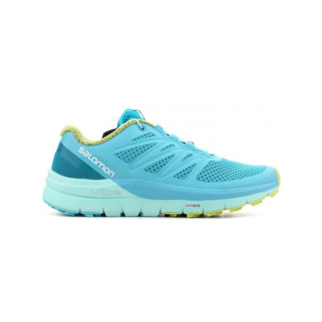 Salomon Sense Pro Max W 400701 women's Shoes (Trainers) in Blue