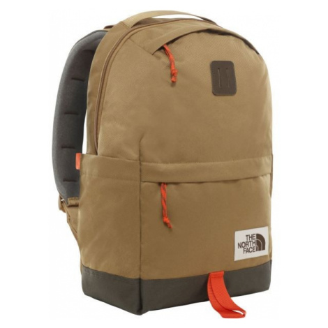 The North Face DAYPACK brown - City backpack