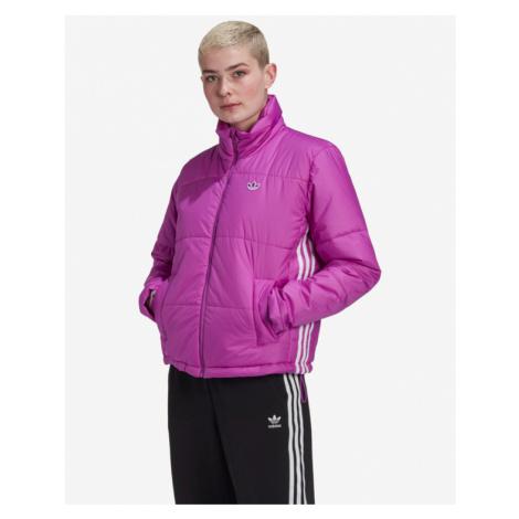 adidas Originals Short Puffer Jacket Violet